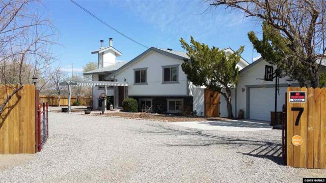 7 Jeanette Drive, Carson City, NV 89706 (MLS #180003382) :: Ferrari-Lund Real Estate