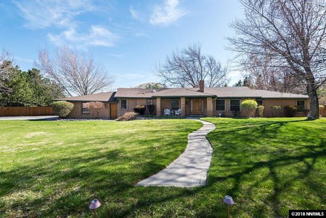 141 Plantation Drive, Carson City, NV 89703 (MLS #180004129) :: NVGemme Real Estate