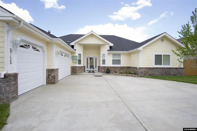 2753 Christmas Tree Drive, Carson City, NV 89703 (MLS #180005115) :: RE/MAX Realty Affiliates
