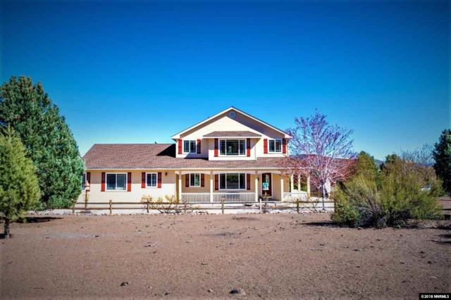 3283 Reese Lane, Gardnerville, NV 89410 (MLS #180005173) :: The Mike Wood Team