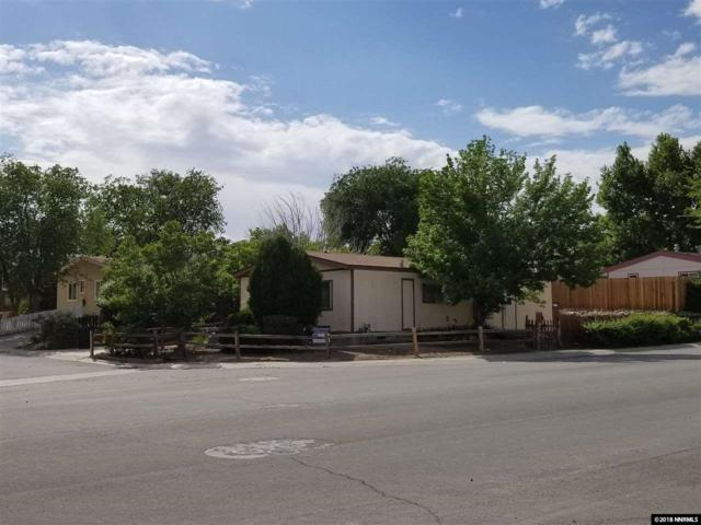 401 Traci Lane, Moundhouse, NV 89706 (MLS #180006281) :: The Mike Wood Team