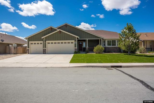 1262 Bellatrix Drive, Sparks, NV 89441 (MLS #180006697) :: RE/MAX Realty Affiliates
