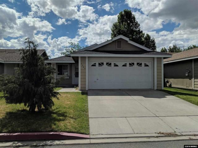 7569 Devonshire Lane, Reno, NV 89511 (MLS #180008381) :: The Mike Wood Team