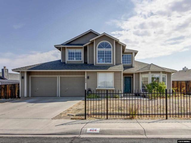 404 Channel Drive, Dayton, NV 89403 (MLS #180011632) :: Mike and Alena Smith | RE/MAX Realty Affiliates Reno