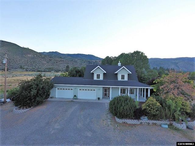 7501 Old Hwy 395 North, Washoe Valley, NV 89705 (MLS #180011891) :: The Mike Wood Team