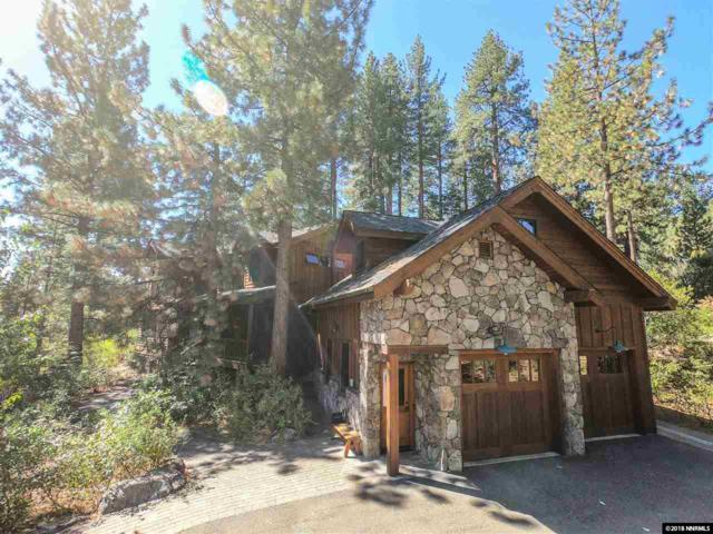105 Hawkins Ranch Rd., Markleeville, Ca, CA 96120 (MLS #180014451) :: The Mike Wood Team