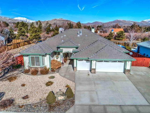 744 Norfolk Dr, Carson City, NV 89703 (MLS #190000838) :: The Mike Wood Team