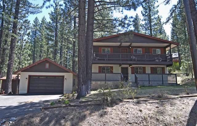246 Pleasant Valley Road, Markleeville, Ca, CA 96120 (MLS #190006583) :: Ferrari-Lund Real Estate