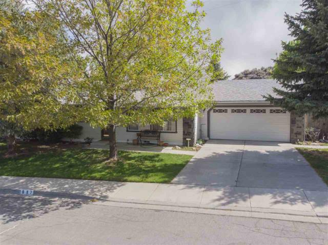 897 Kennedy Drive, Carson City, NV 89706 (MLS #190006913) :: Vaulet Group Real Estate