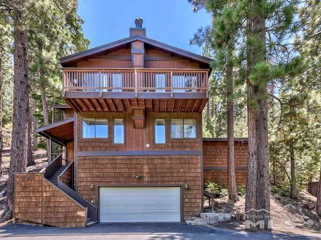 563 Ansaldo Acres Road, Stateline, NV 89449 (MLS #190009959) :: Vaulet Group Real Estate