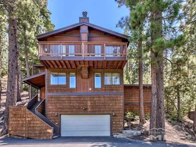 563 Ansaldo Acres Road, Stateline, NV 89449 (MLS #190009959) :: Chase International Real Estate
