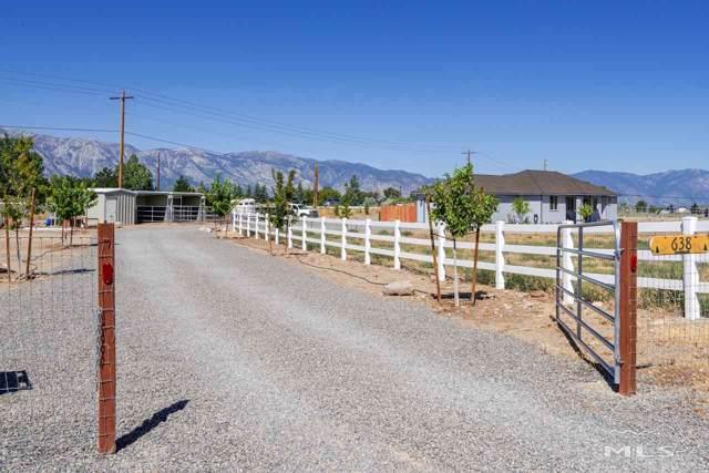 638 Derby Court, Gardnerville, NV 89410 (MLS #190012819) :: Ferrari-Lund Real Estate