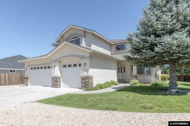 2717 Christmas Tree Drive, Carson City, NV 89703 (MLS #190012838) :: Joshua Fink Group