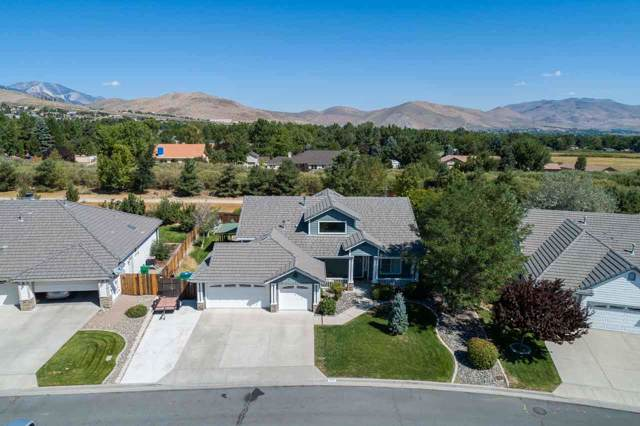 772 Norfolk Drive, Carson City, NV 89703 (MLS #190013652) :: Northern Nevada Real Estate Group