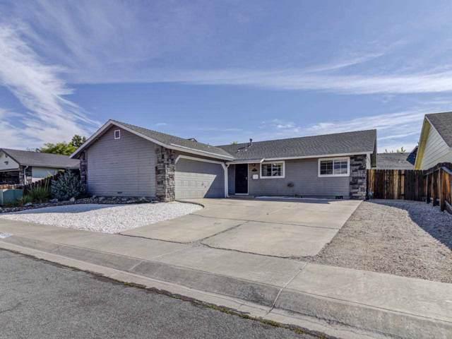 2505 Rockbridge Dr, Carson City, NV 89706 (MLS #190013969) :: Harcourts NV1