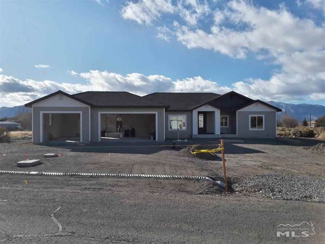 694 Shetland Circle, Gardnerville, NV 89410 (MLS #190014114) :: Chase International Real Estate