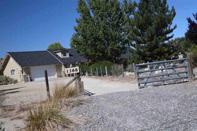 1368 Calle Pequeno, Gardnerville, NV 89410 (MLS #190014379) :: Vaulet Group Real Estate