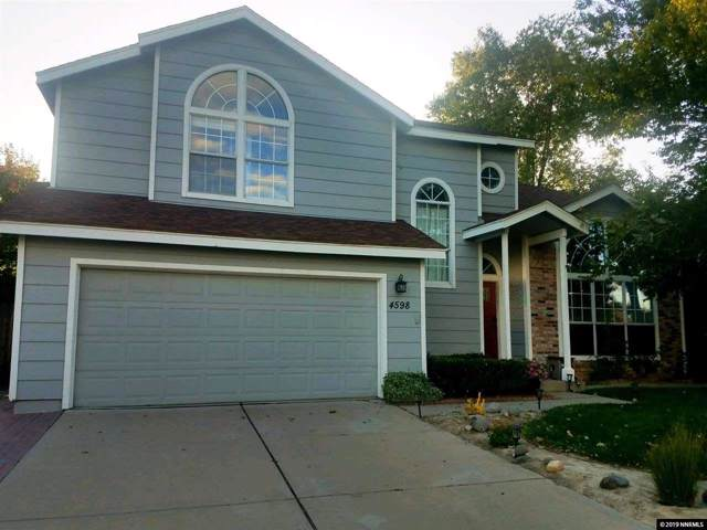 4598 Windcrest Drive, Reno, NV 89523 (MLS #190015036) :: Ferrari-Lund Real Estate