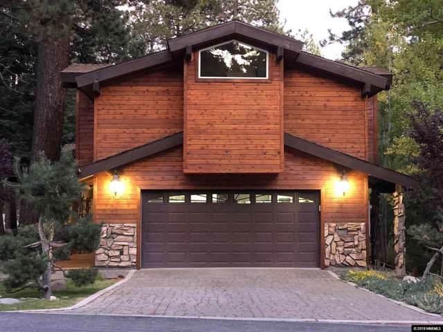 863 Jennifer Street, Incline Village, NV 89451 (MLS #190015740) :: Chase International Real Estate