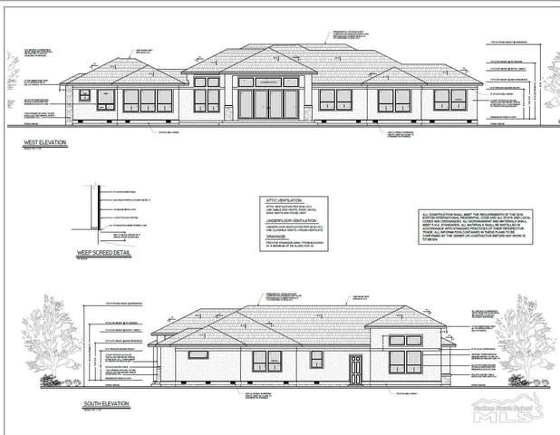 920 Rain Shadow Way, Gardnerville, NV 89460 (MLS #190015770) :: Ferrari-Lund Real Estate