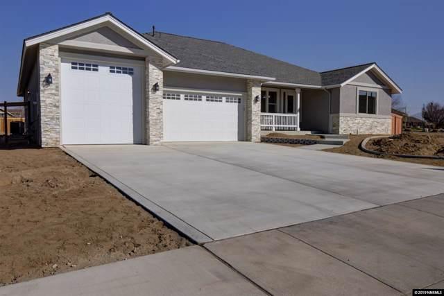 1003 Rocky Terrace Dr, Gardnerville, NV 89460 (MLS #190015823) :: Chase International Real Estate