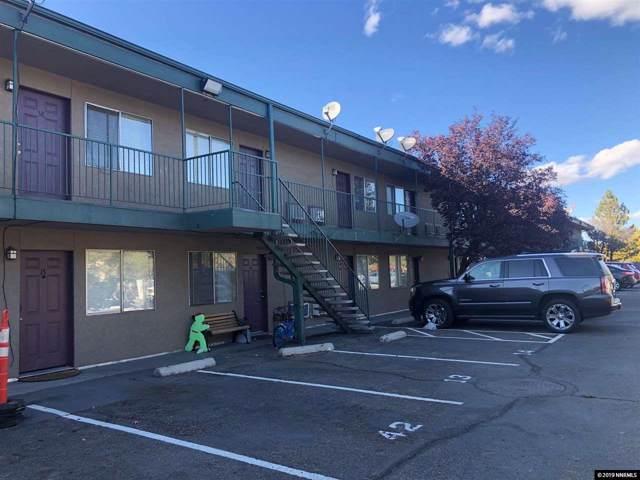 175 E Grove Street #34, Reno, NV 89502 (MLS #190015849) :: Vaulet Group Real Estate