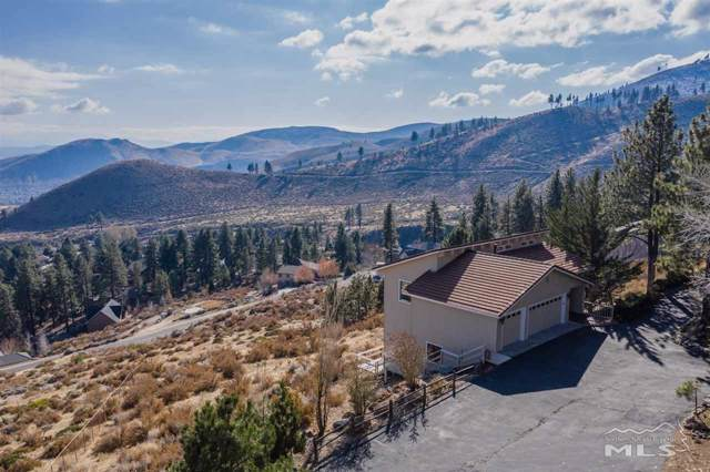 3760 Paradise View, Carson City, NV 89703 (MLS #190016046) :: Chase International Real Estate