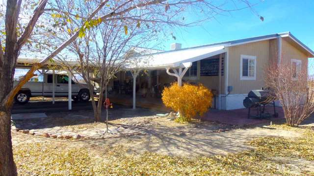 8910 Crumlish St., Stagecoach, NV 89429 (MLS #190016068) :: Ferrari-Lund Real Estate