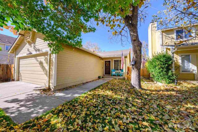 1287 Express Street, Sparks, NV 89434 (MLS #190016377) :: The Mike Wood Team