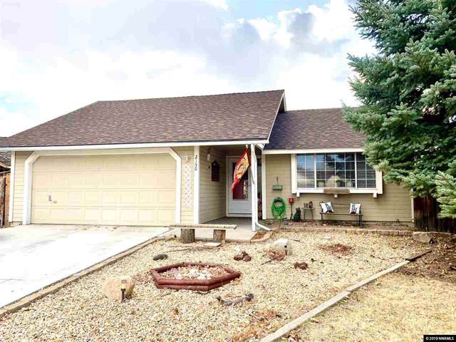 2150 Jodi Lane, Carson City, NV 89701 (MLS #190017206) :: NVGemme Real Estate