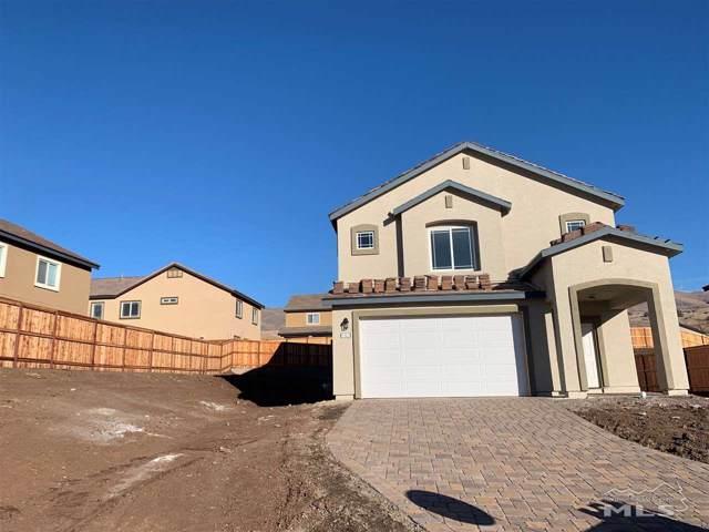 45 Willow Quest Court Homesite #267, Verdi, NV 89439 (MLS #190018030) :: Vaulet Group Real Estate