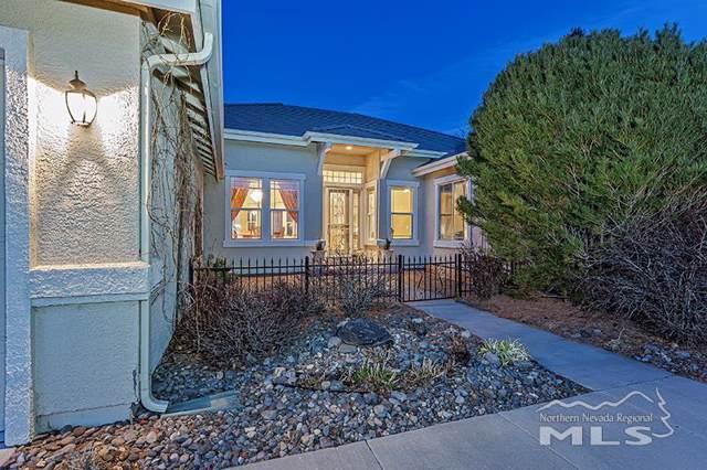 301 Sangre Circle, Reno, NV 89511 (MLS #200000069) :: Chase International Real Estate