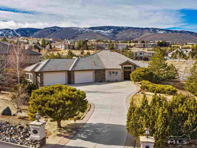 10086 E Desert Canyon Drive, Reno, NV 89511 (MLS #200000188) :: The Mike Wood Team