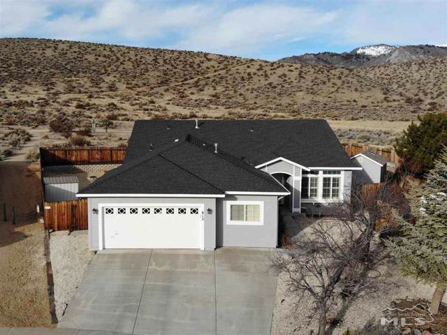 812 Overview Ct., Carson City, NV 89423 (MLS #200000374) :: NVGemme Real Estate