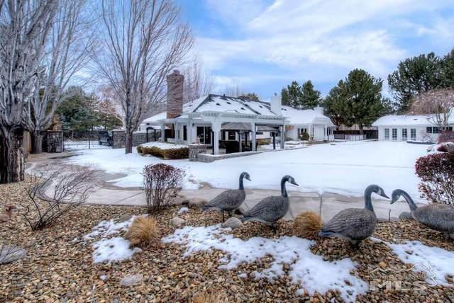 1024 Spencer Street, Carson City, NV 89703 (MLS #200000581) :: Chase International Real Estate