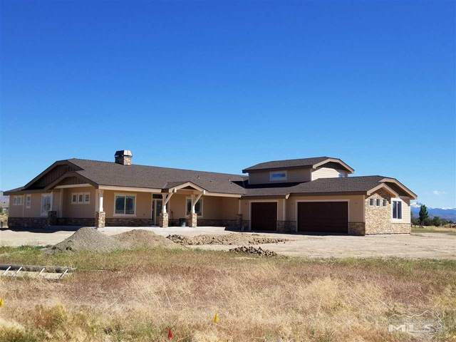 1701 Grandview Parkway, Minden, NV 89423 (MLS #200001674) :: The Mike Wood Team