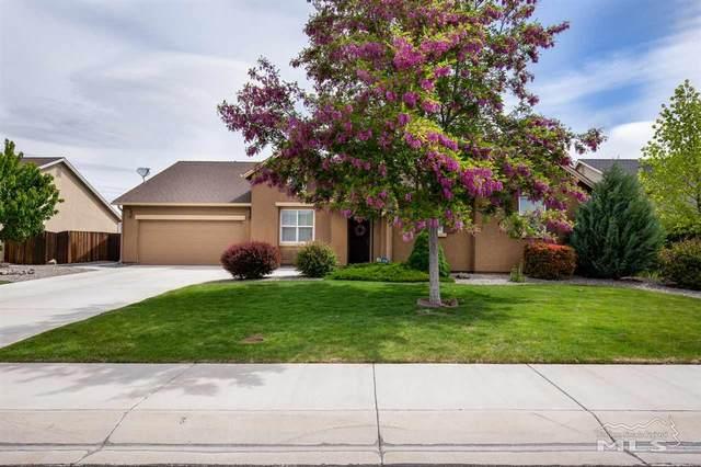 170 Oakridge Dr, Dayton, NV 89403 (MLS #200003836) :: Chase International Real Estate