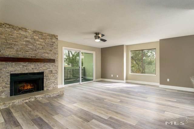 2855 Idlewild Dr #216, Reno, NV 89509 (MLS #200004047) :: Chase International Real Estate