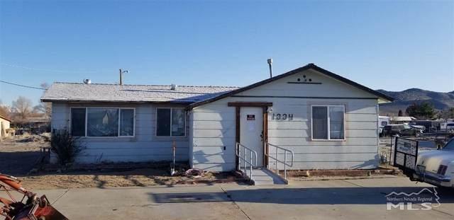 1334 Downs Drive, Minden, NV 89423 (MLS #200004307) :: NVGemme Real Estate