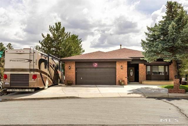 1449 Washington Ct, Reno, NV 89503 (MLS #200004463) :: NVGemme Real Estate