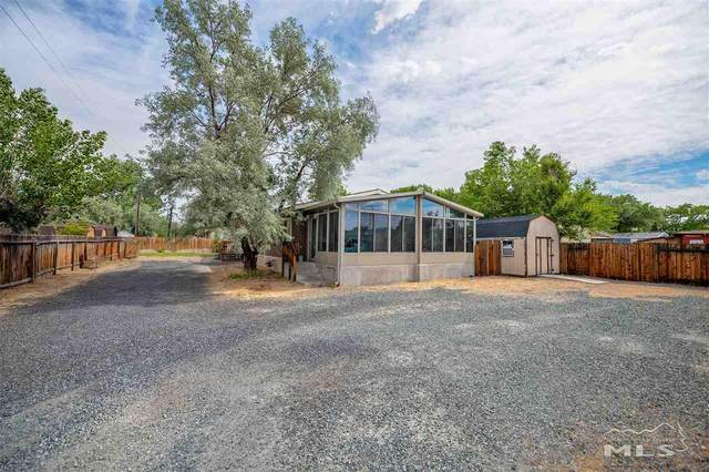 2470 Sherman Lane, Carson City, NV 89703 (MLS #200004790) :: Theresa Nelson Real Estate