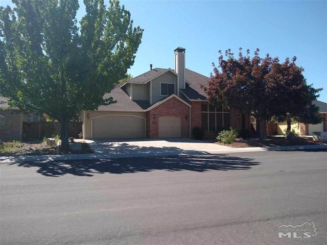303 Bayhill Circle, Dayton, NV 89403 (MLS #200005787) :: Chase International Real Estate