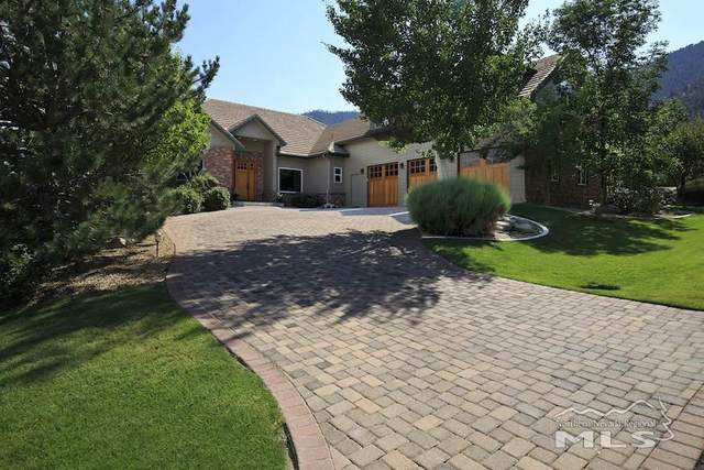 245 Genoa Peak Ct., Genoa, NV 89411 (MLS #200007688) :: Ferrari-Lund Real Estate
