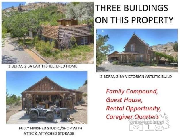 440 1st Street, Silver City, NV 89428 (MLS #200008239) :: Ferrari-Lund Real Estate