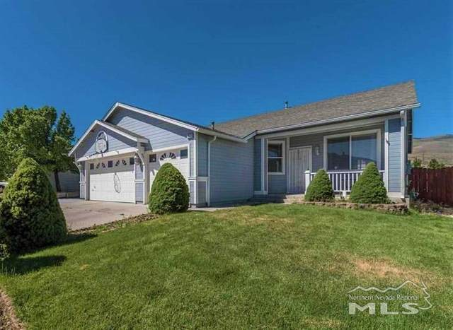 8571 Malibu Drive, Reno, NV 89506 (MLS #200008489) :: Theresa Nelson Real Estate