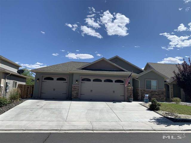 217 Heather Ln, Fernley, NV 89408 (MLS #200008525) :: Ferrari-Lund Real Estate