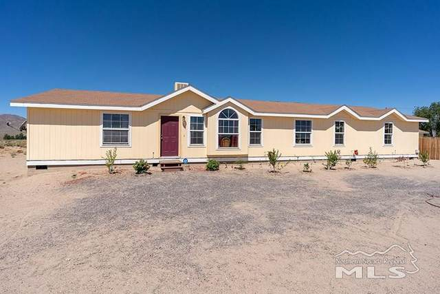 5655 Juniper Street, Silver Springs, NV 89429 (MLS #200008958) :: Vaulet Group Real Estate