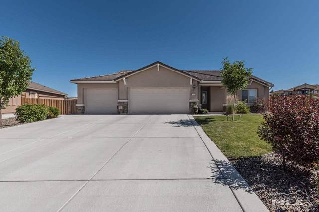 7930 Creation Court, Sparks, NV 89436 (MLS #200009000) :: Chase International Real Estate