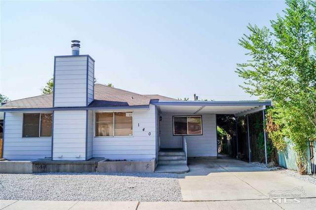 138-140 Vassar, Reno, NV 89502 (MLS #200009609) :: Ferrari-Lund Real Estate