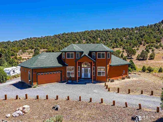 2241 Lousetown Rd, Reno, NV 89521 (MLS #200010387) :: The Craig Team
